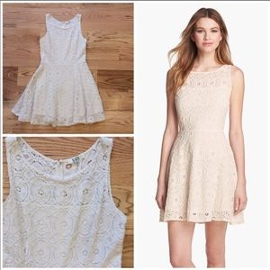 Renley Lace Fit & Flare Dress Nordstrom Exclusive
